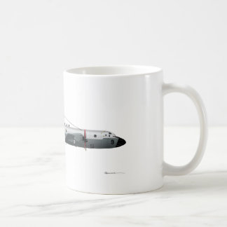 Lockheed P-3 Orion Coffee Mug