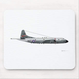 Lockheed P-3 Orion Mouse Pad