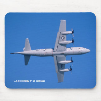 Lockheed P-3 Orion Mousepad
