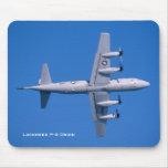 Lockheed P-3 Orión Mousepad Alfombrillas De Raton