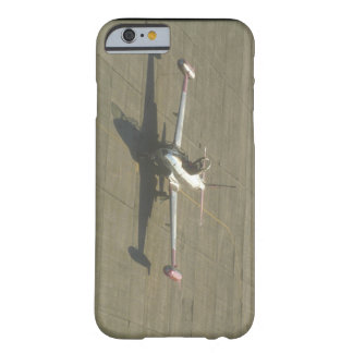 Lockheed T-33 Trainer landing_Military Aircraft Barely There iPhone 6 Case