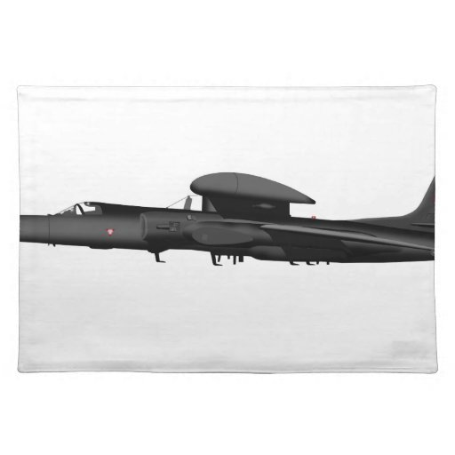 Lockheed U-2S Dragon Lady Place Mats