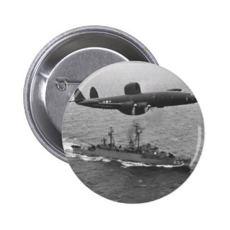 Lockheed WV-2 Super Constellation Button