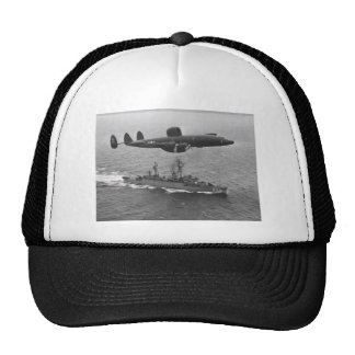 Lockheed WV-2 Super Constellation Trucker Hat