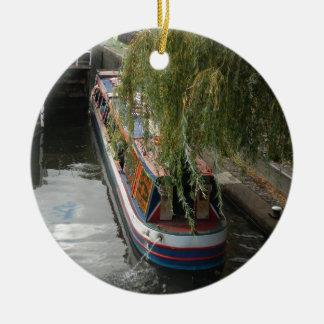 Locking up christmas ornaments