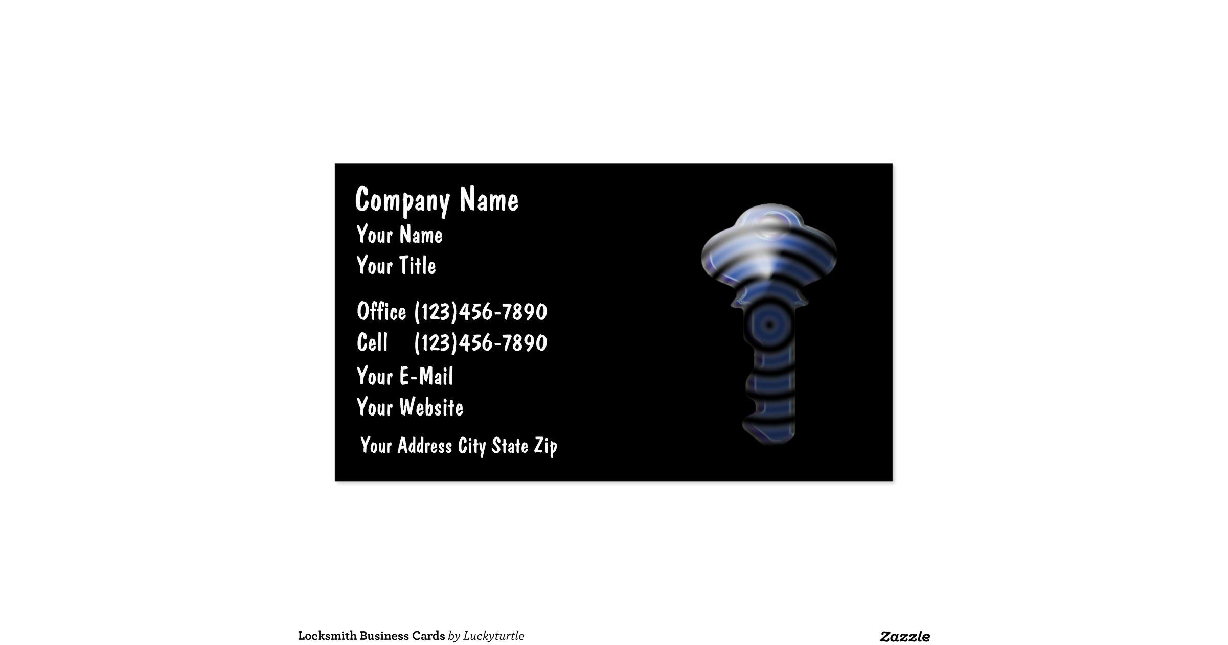 Locksmith business cards r4cc5f0678557447098b39327212290f6 for Locksmith business cards