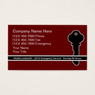Locksmith business cards templates zazzle locksmith business cards colourmoves Choice Image