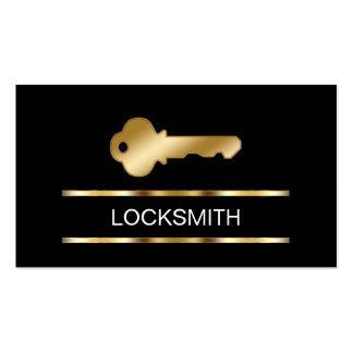Locksmith business cards templates zazzle for Locksmith business cards