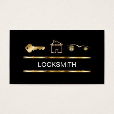 Locksmith business cards zazzle colourmoves Choice Image