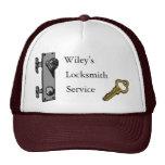 Locksmith Cap Trucker Hats