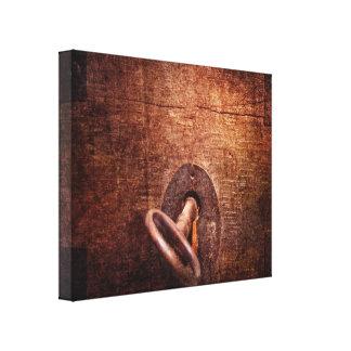 Locksmith - Locked  Canvas Print