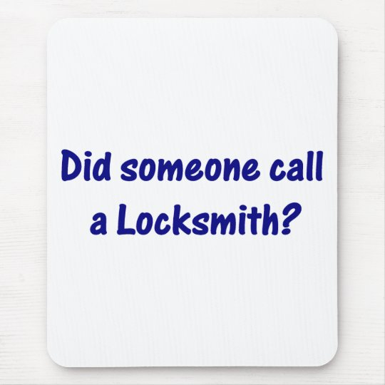 Locksmith Mouse Pad