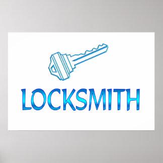 Locksmith Poster
