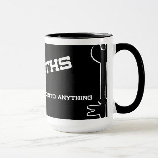 Locksmiths Can Get Into Anything Mug