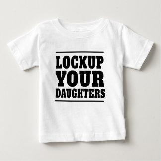Lockup Your Daughters Tee Shirt