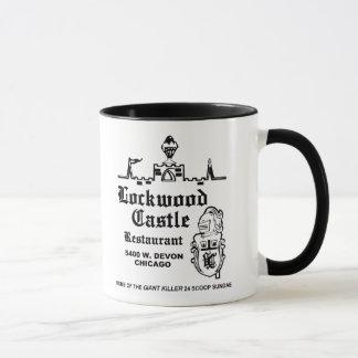 Lockwood Castle Restaurant, Chicago, IL Mug