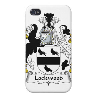 Lockwood Family Crest iPhone 4/4S Covers