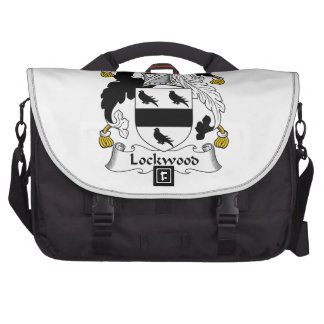 Lockwood Family Crest Bags For Laptop