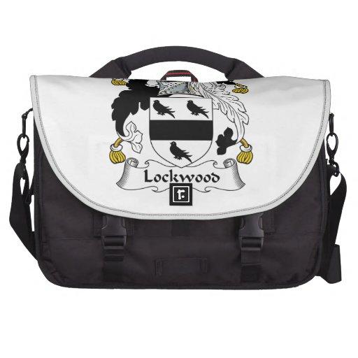 Lockwood Family Crest Bags For Laptop
