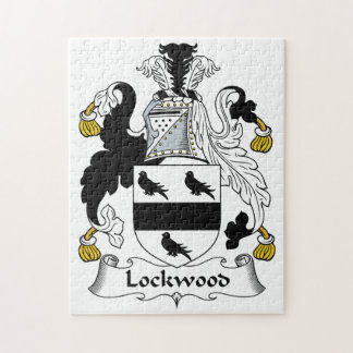 Lockwood Family Crest Puzzle