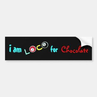 Loco ~ Bumper Stickers