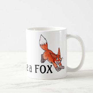 Loco como una taza del Fox
