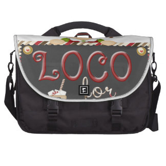 Loco for Cocoa Laptop Bag