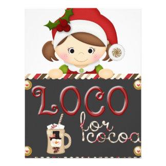 Loco for Cocoa Letterhead