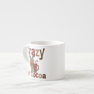 Loco para el cacao tazita espresso