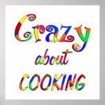 Loco por cocinar poster