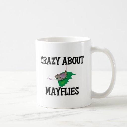 Loco por efímeras tazas de café