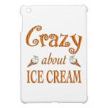 Loco por el helado iPad mini cárcasas