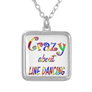 Loco por la línea baile collares