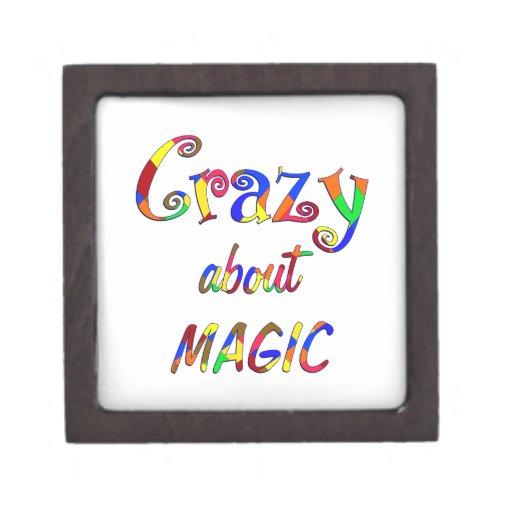 Loco por magia cajas de joyas de calidad