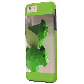 Loco por pájaros funda para iPhone 6 plus tough