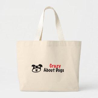 Loco por perros bolsas