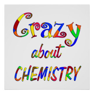 Loco por química impresiones