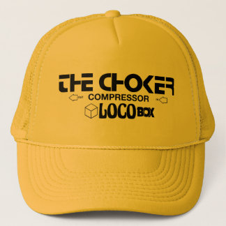 Locobox The Choker Effect Pedal Hat