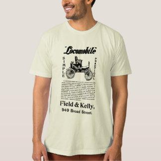 Locomobile 1901 auto advertisement Augusta GA Tee Shirt
