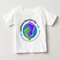 LOCOmotion for Lila Baby T-Shirt