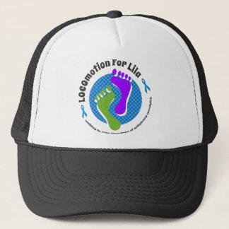 LOCOmotion for Lila Trucker Hat
