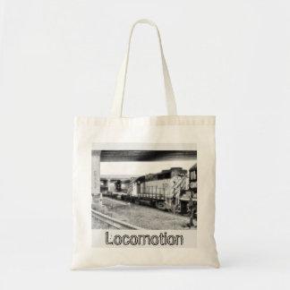 Locomotion Tote Bag