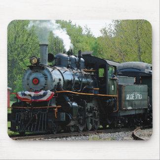 Locomotive 18 Mousepad