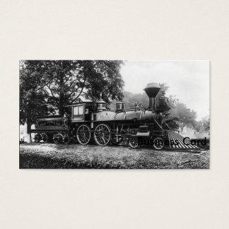 Locomotive Business Card