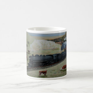 Locomotive by Jim Ivey--Coffee Mug