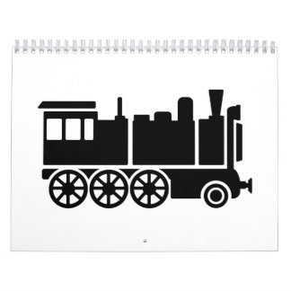 Locomotive Calendar