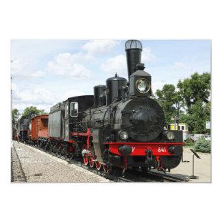 Locomotive Card