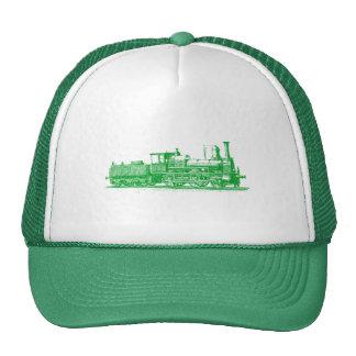 Locomotive - Grass Green Trucker Hat