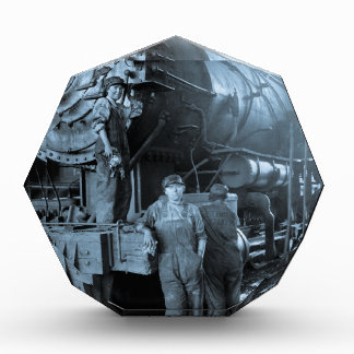 Locomotive Ladies Roundhouse Rosies World War I Award