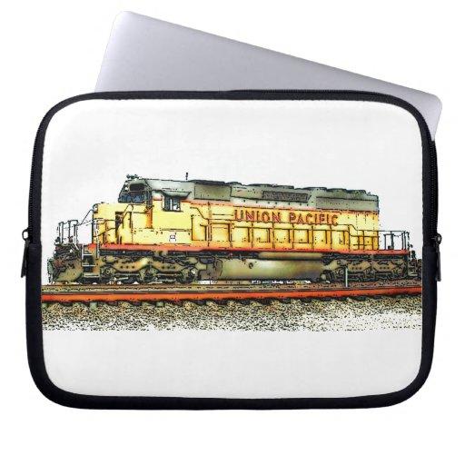 Locomotive Laptop Sleeve